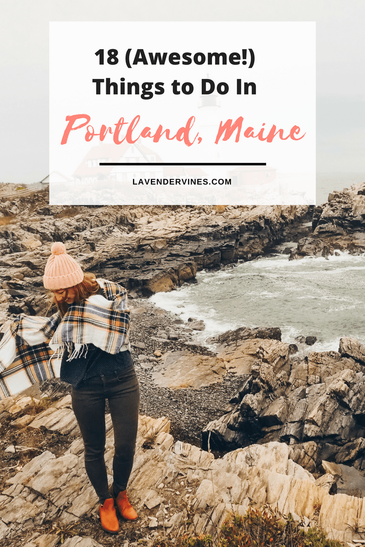 18 Awesome Things To Do in Portland, Maine